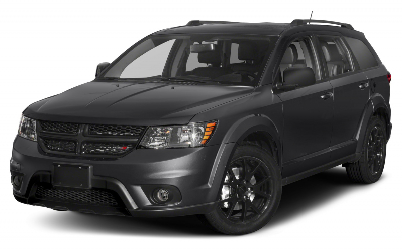 2017 Dodge Journey Crossroad Owners Manual
