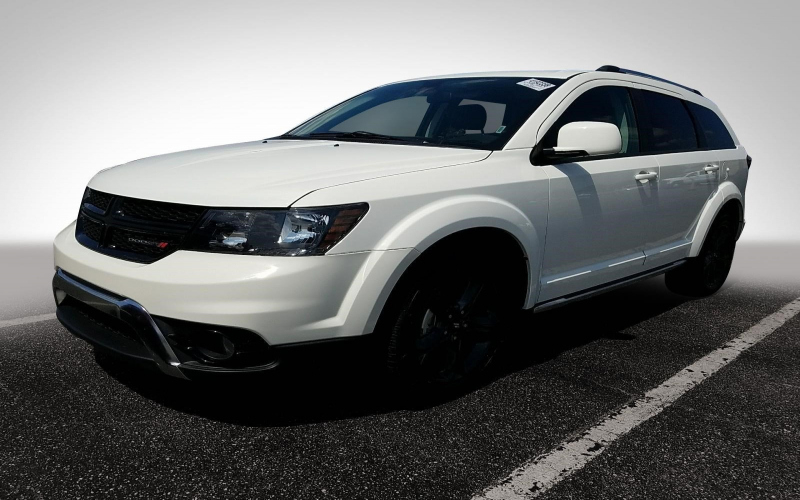 2018 Dodge Journey Owners Manual