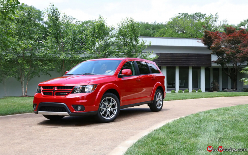 2019 Dodge Journey Owners Manual