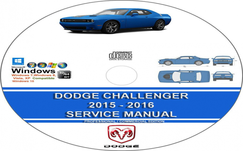 Dodge Challenger Owners Manual 2015