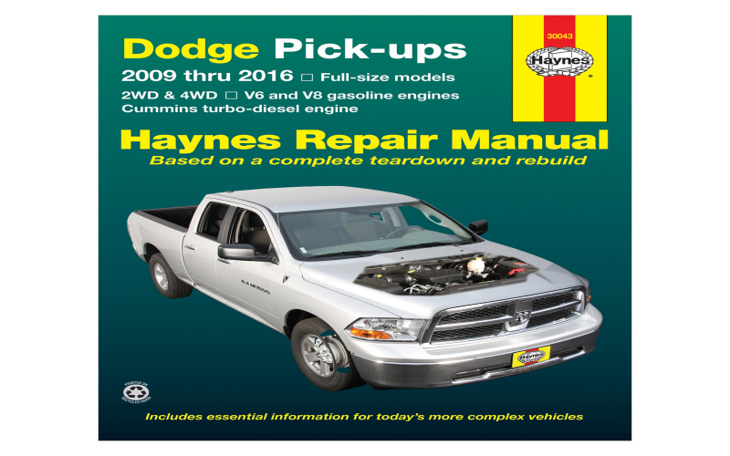 Dodge Ram 2016 Owners Manual