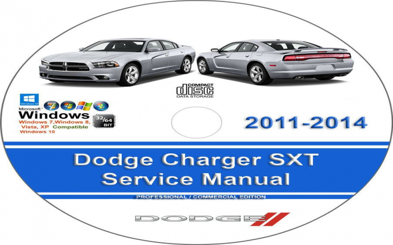 Owners Manual For 2010 Dodge Charger