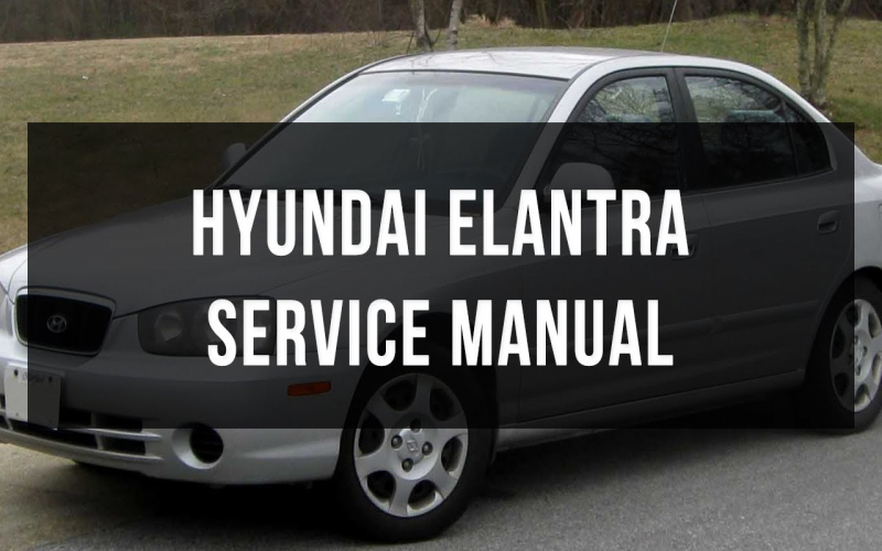 2008 Hyundai Elantra Owners Manual Free