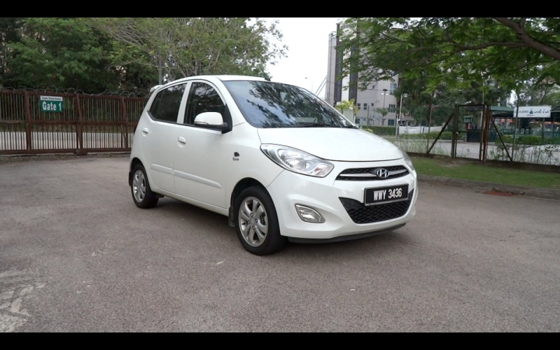 2012 Hyundai I10 Owners Manual