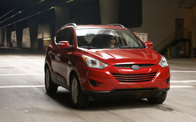 2012 Hyundai Tucson Limited Owners Manual