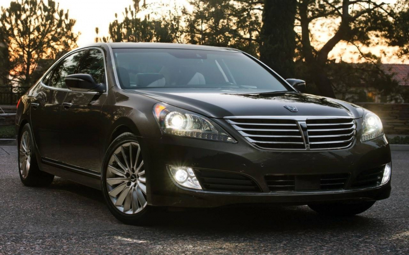 2014 Hyundai Equus Signature Owners Manual