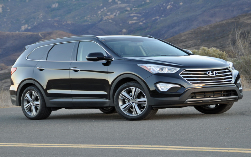 2014 Hyundai Santa Fe Limited Owners Manual