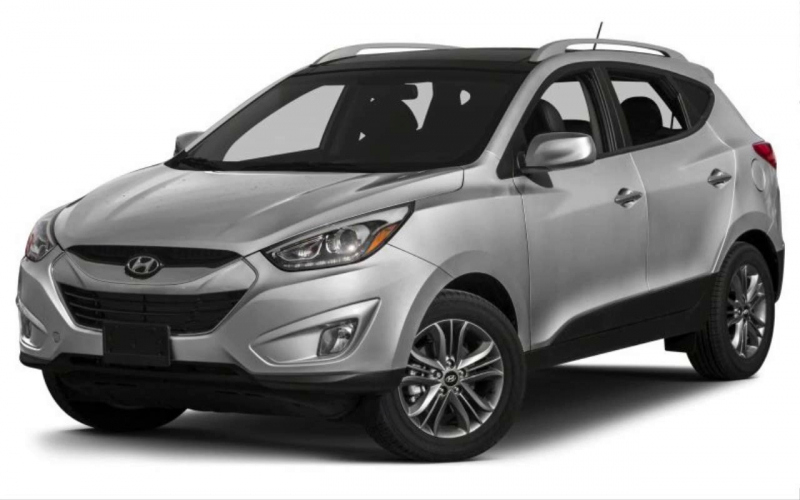 2014 Hyundai Tucson Limited Owners Manual