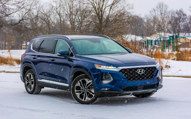 2019 Hyundai Santa Fe Ultimate 2 0t Owners Manual
