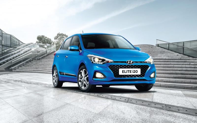 Hyundai Elite I20 2018 Owners Manual