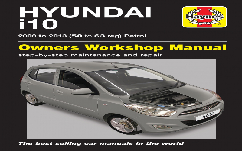 Hyundai I10 Owners Manual