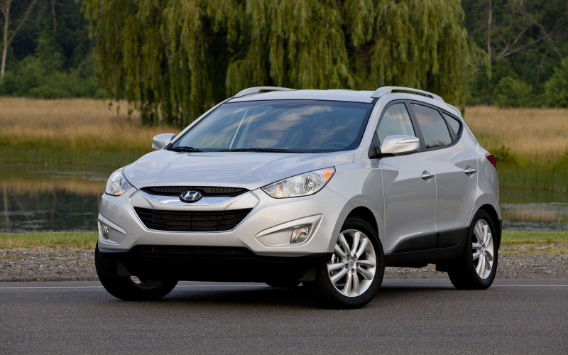 Owners Manual For 2013 Hyundai Tucson