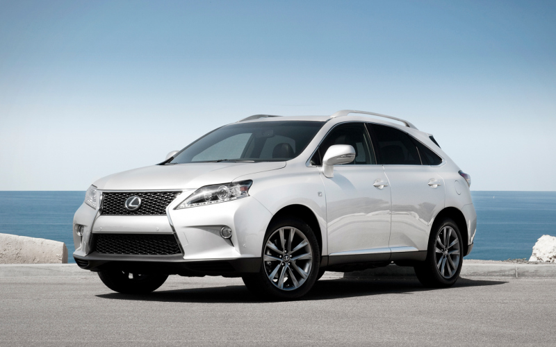 2007 Lexus Rx 350 Owners Manual Download