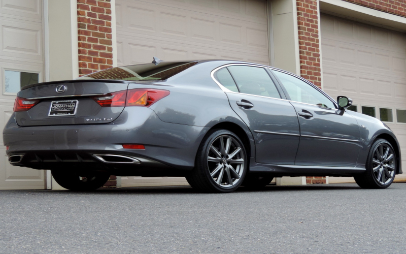 2013 Lexus Gs 350 F Sport Owners Manual