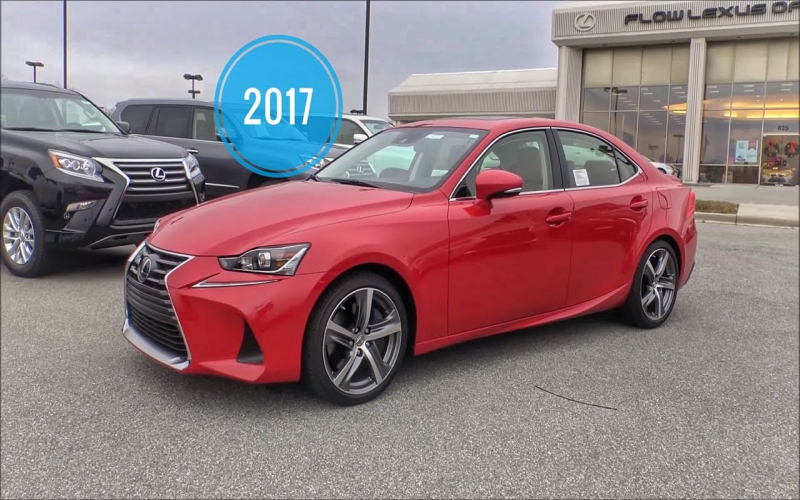 2016 Lexus Is350 F Sport Owners Manual