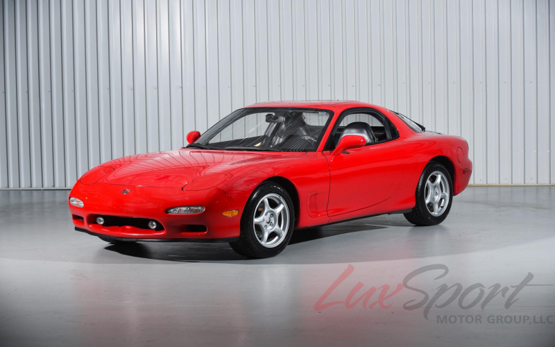 1993 Mazda Rx7 Owners Manual