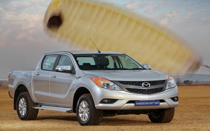 2008 Mazda Bt 50 Owners Manual