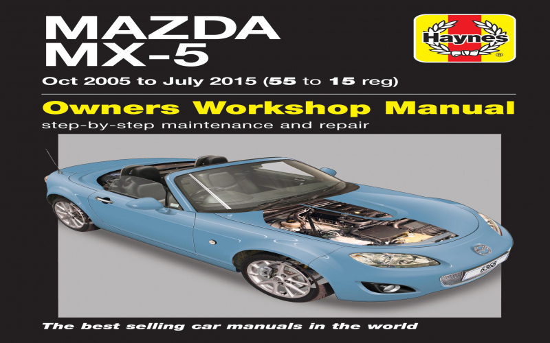 2011 Mazda Mx 5 Owners Manual