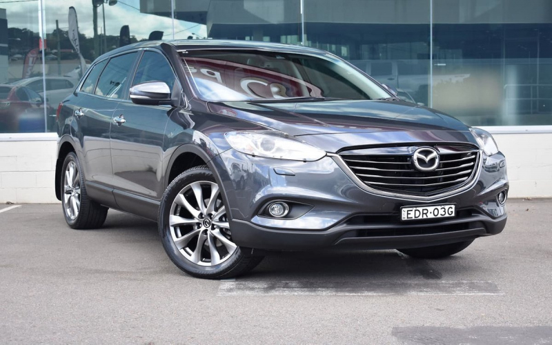 2014 Mazda Cx 9 Grand Touring Owners Manual