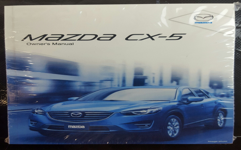 2015 Mazda Cx 5 Owners Manual 2