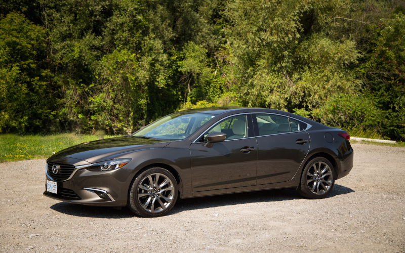 2016 Mazda 6 Gt Owners Manual