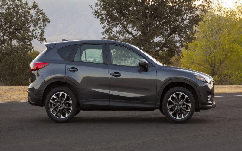 2016 Mazda Cx 5 Grand Touring Owners Manual 2