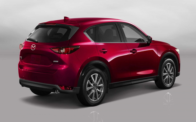 2016 Mazda Cx 5 Grand Touring Owners Manual