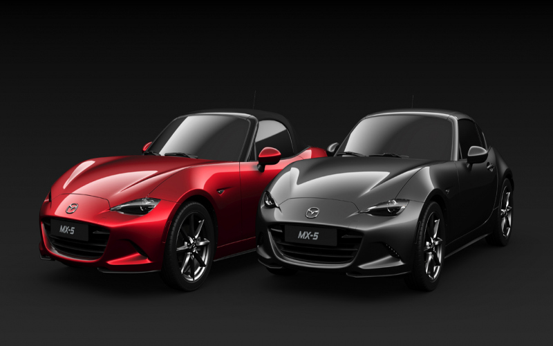 2018 Mazda Mx 5 Owners Manual 2