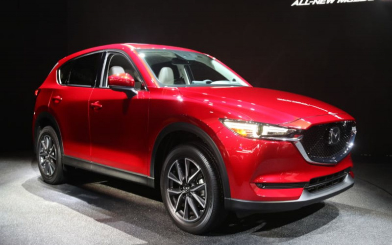 Does The Mazda Cx 5 Come In Manual