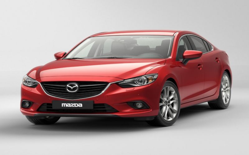 Mazda 6 2008 Owners Manual Uk